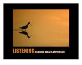 Business-Management: Listening