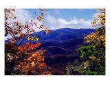 Smoky Mountain Autumn View