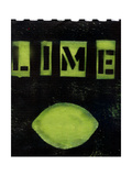 Lime collage