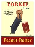 Yorkie Peanut Butter