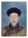 Portrait de l'empereur Qianlong