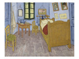 La chambre de Van Gogh &#224; Arles