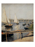 Boats at Argenteuil  1888