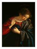 Annunciation (detail)