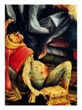 Isenheim Altar  Temptations of Saint Anthony (detail)