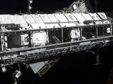 International Space Station&#39;s Starboard Truss