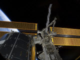 International Space Station and the Columbus Laboratory