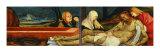Isenheim Altar  Lamentation over Christ
