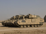 M2/M3 Bradley Fighting Vehicles