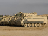 M113 Varient at Camp Warhorse