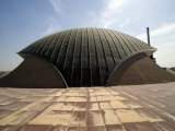 Great Dome Sits at 12 Degrees over the Monument to the Unknown Soldier  Baghdad  Iraq