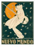 Nuevo Mundo  Magazine Cover  Spain  1921