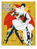 Nuevo Mundo  Magazine Cover  Spain  1927