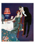 Chivalry  Magazine Plate  Spain  1920