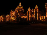 BC Parliament Buildings in Victoria on Vancouver Island  Victoria  British Columbia  Canada
