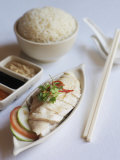 Hainanese Chicken Rice  a Signature Dish in Singapore