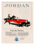 Jordan  Magazine Advertisement  USA  1926