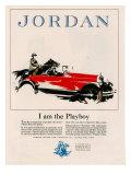Jordan  Magazine Advertisement  USA  1926