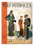 Vogue Pattern Book Cover  UK  1930