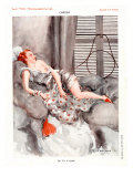 La Vie Parisienne  Magazine Plate  France  1920