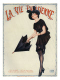La Vie Parisienne  Magazine Cover  France  1919