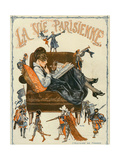 La Vie Parisienne  Magazine Cover  France  1920