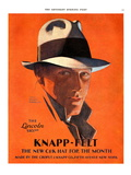 Knapp-Felt  Magazine Advertisement  USA  1920