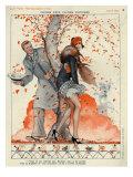 La Vie Parisienne  Magazine Plate  France  1929