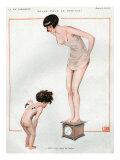 La Vie Parisienne  Magazine Plate  France  1924