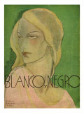 Blanco y Negro  Magazine Cover  Spain  1932
