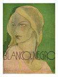 Blanco y Negro  Magazine Cover  Spain  1932