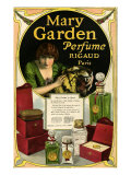Mary Garden  Magazine Advertisement  USA  1920