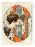 La Vie Parisienne  Magazine Plate  France  1919