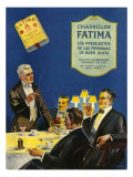 Fatima  Magazine Advertisement  Spain  1930