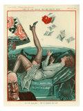 La Vie Parisienne  Magazine Plate  France  1931