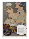 Perfumeria  Magazine Advertisement  Spain  1929