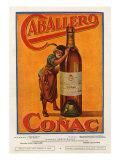 Caballero  Magazine Advertisement  Spain  1920