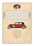 Cadillac  Magazine Advertisement  USA  1931