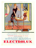 Electrolux  Magazine Advertisement  Spain  1920
