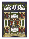 Pears Annual  Magazine Advertisement  UK  1911