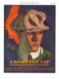 Knapp-Felt  Magazine Advertisement  USA  1930