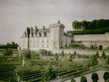 Villandry Gardens and Castle