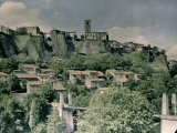 Fortress at Auvergne  France