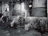 Interior of a Factory of the Ideal Standard Plant
