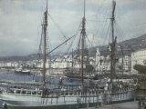 The Port of Bastia  Corsica