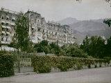 Montreux Palace Hotel  Montreux
