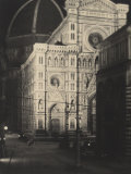 S Maria Del Fiore by Night  Florence