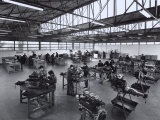 Laboratory at State Run Professional Institute for the Industrialist and Artisan Alfredo Ferrari