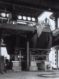 Inside Thomas Steel Plant with Workers