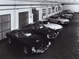 The Sector for the Delivery of Automobiles at the Ferrari Factory